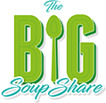 The Big Soup Share Logo